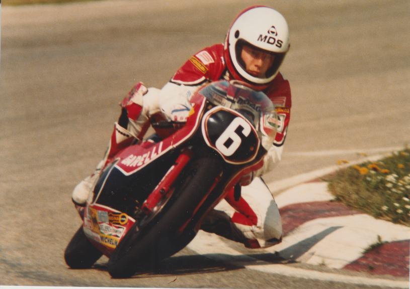 Fausto Gresini, 1983