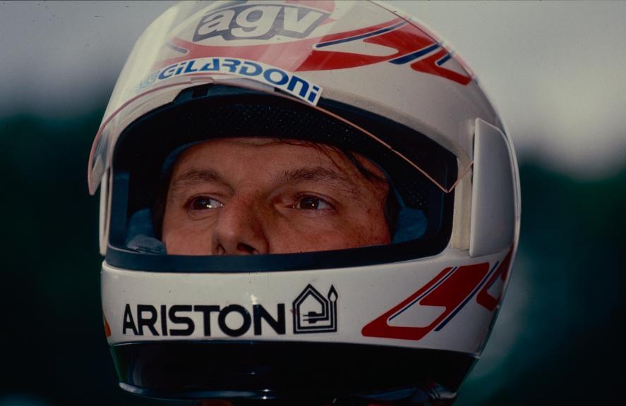 Fausto Gresini, 1990