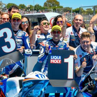 Die MotoGP-Familie würdigt Fausto Gresini