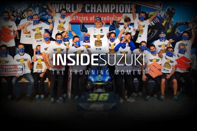Se estrena 'Inside Suzuki: The Crowning Moment'