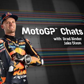 Brad Binder und Jake Dixon zu Gast bei MotoGP™ Chats