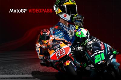 VideoPass: watch every lap of every session LIVE & OnDemand