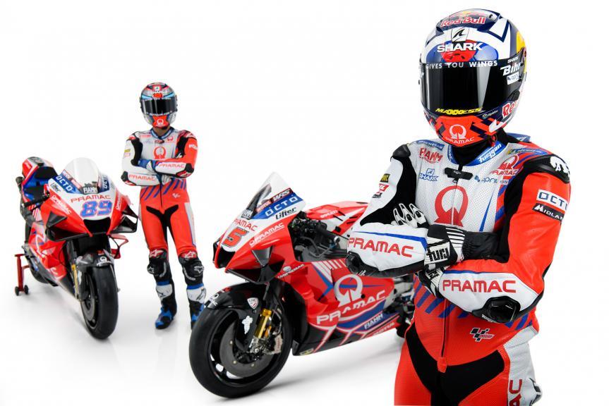 Pramac Racing Launch 2021
