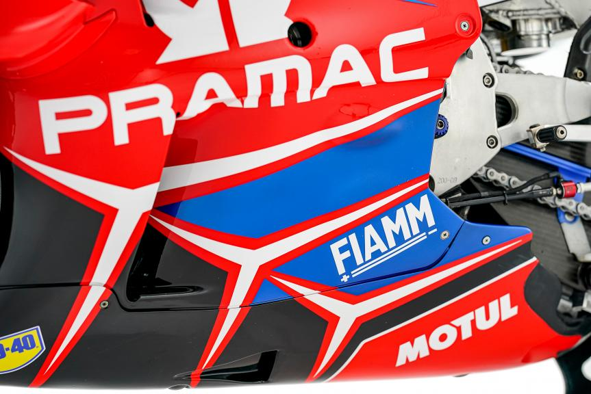 Pramac Racing Launch 2021