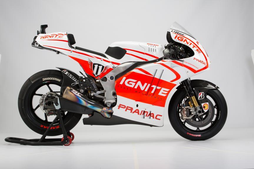 Pramac Racing, 2013