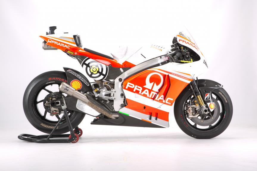 Pramac Racing, 2014