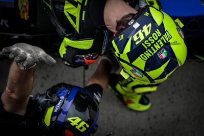 Rossi e Petronas SRT, l'inizio di un nuovo capitolo