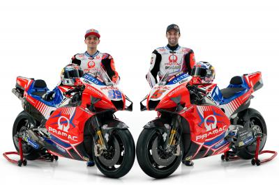 Martin and Zarco spearhead Pramac Racing's plans for 2021