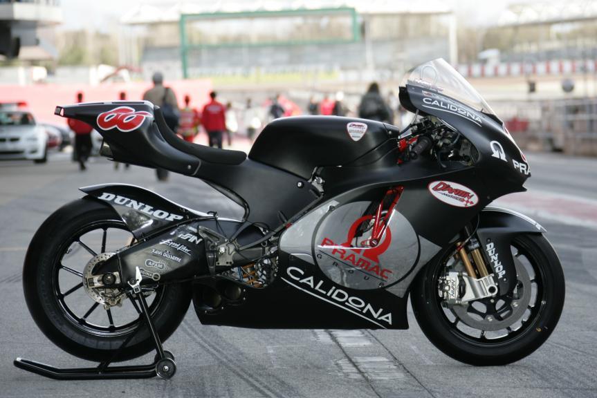 Pramac Racing, 2006