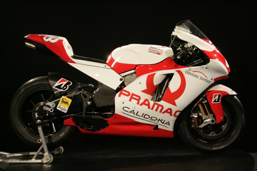 Pramac Racing, 2007