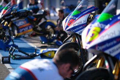 MotoE™: Jerez acoge el primer Test Oficial del año