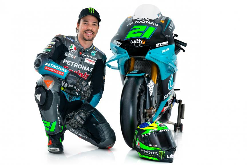 Petronas Yamaha SRT Launch 2021