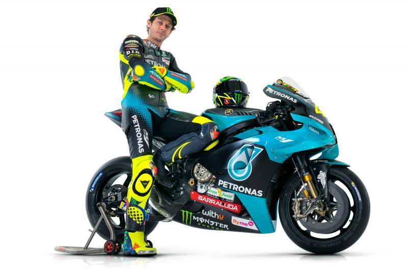 Petronas Yamaha SRT 2021 車隊發表會7189