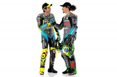 Petronas Yamaha SRT: inizia l'era di Rossi e Morbidelli