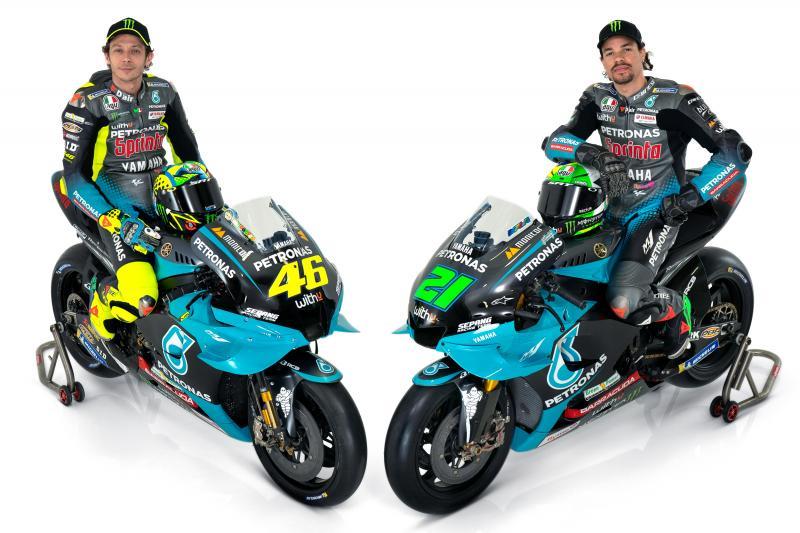 Petronas Yamaha SRT 2021 車隊發表會6250