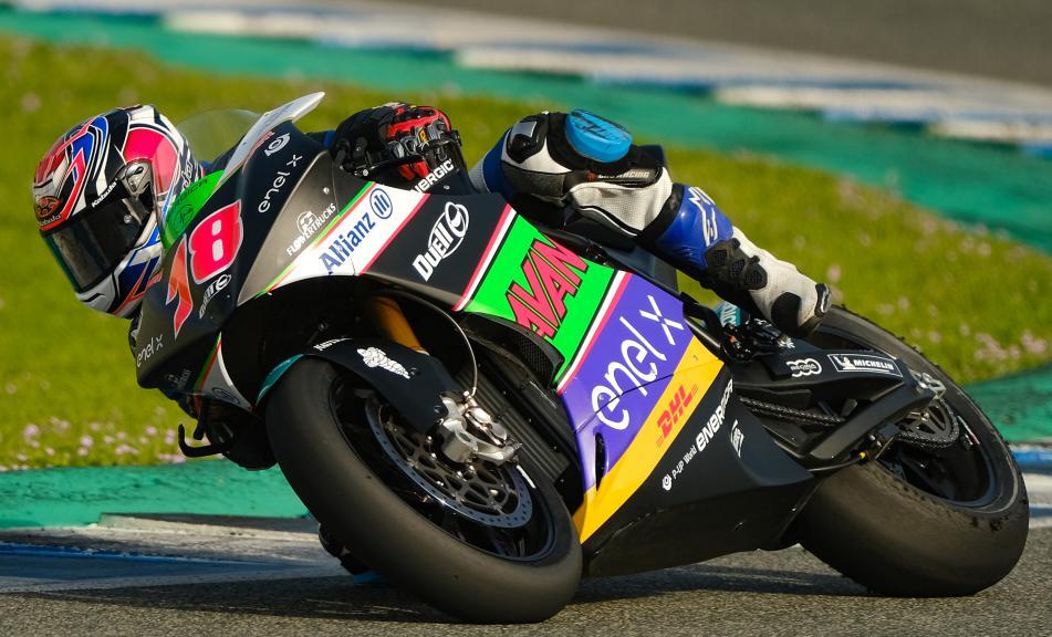 Xavier Cardelus, Avintia Esponsorama Racing, Jerez MotoE™ Official Test