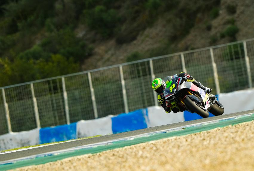 Eric Granado, One Energy Racing, Jerez MotoE™ Official Test