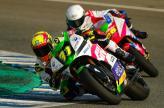 Yonny Hernandez, Miquel Pons, Jerez MotoE™ Official Test