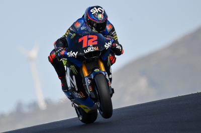 Moto2™, Moto3™ riders head to Portimao for private testing