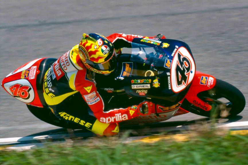 Aprilia RSW250, 1998