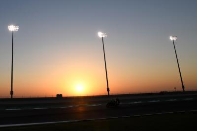 Losail light upgrades leave officials more than satisfied