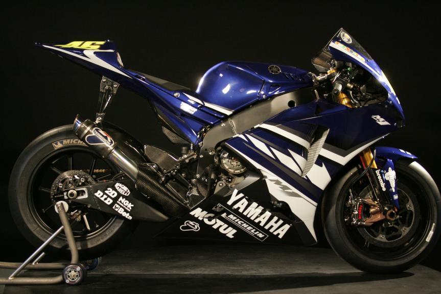 Yamaha YZR-M1, 2007
