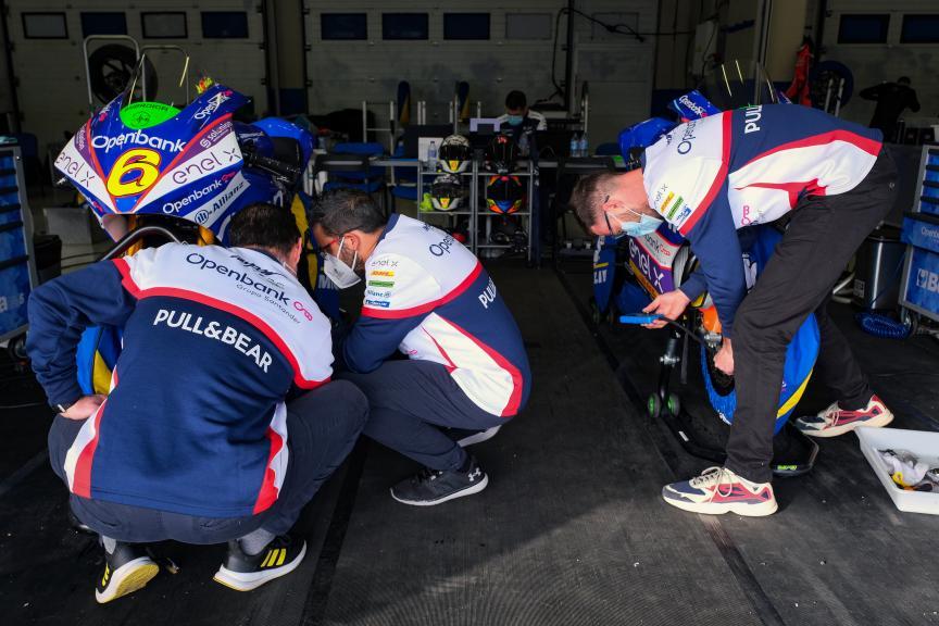 Maria Herrera, Openbank Aspar Team, Jerez MotoE™ Official Test