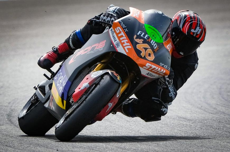 Jordi Torres, Pons Racing 40, Jerez MotoE™ Official Test