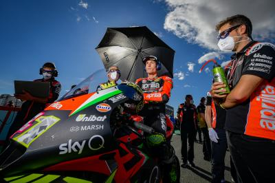 'I'm here to fight for the podium' - Aleix Espargaro