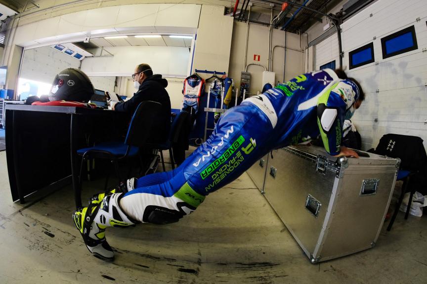 Jerez MotoE™ Official Test