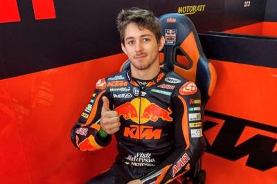 Gardner sets the pace in Portimao, Acosta tops Moto3™ times