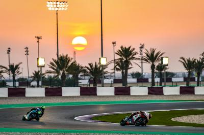 What's new and who will we be seeing at the Qatar Test?