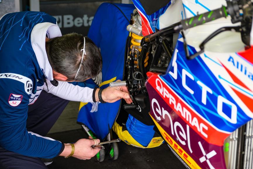 Octo Pramac MotoE, Jerez MotoE™ Official Test
