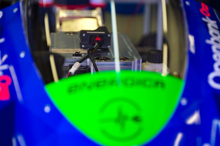 Openbank Aspar Team, Jerez MotoE™ Official Test