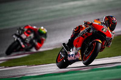 Shakedown Test: Bradl fastest as high winds disrupt Friday
