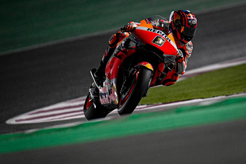 Stefan Bradl, Honda Test Team, Qatar MotoGP™ Official Test