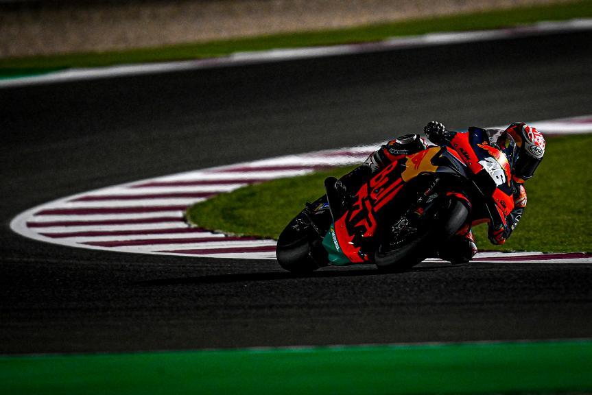 Dani Pedrosa, Red Bull KTM Factory Racing, Qatar MotoGP™ Official Test