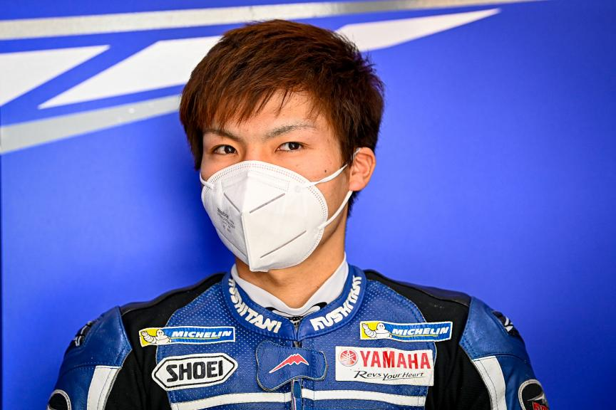 Kohta Nozane, Yamaha Test Team, Qatar MotoGP™ Official Test