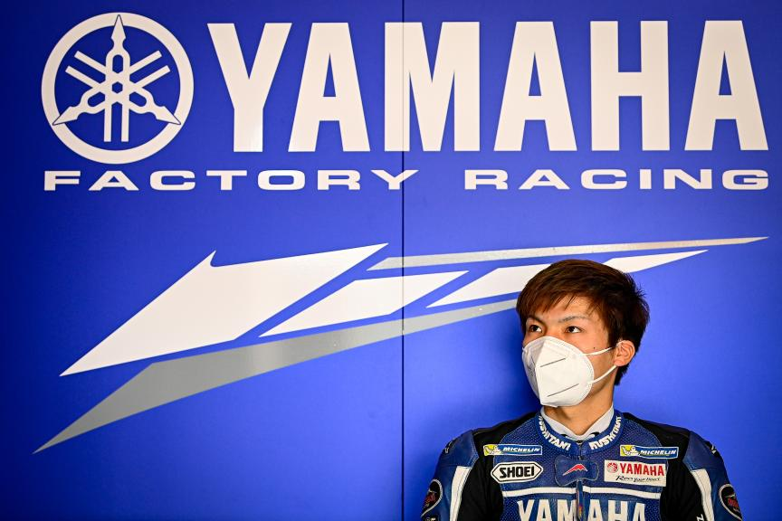 Kohta Nozane, Yamaha Test Team, Qatar MotoGP™ Official Test