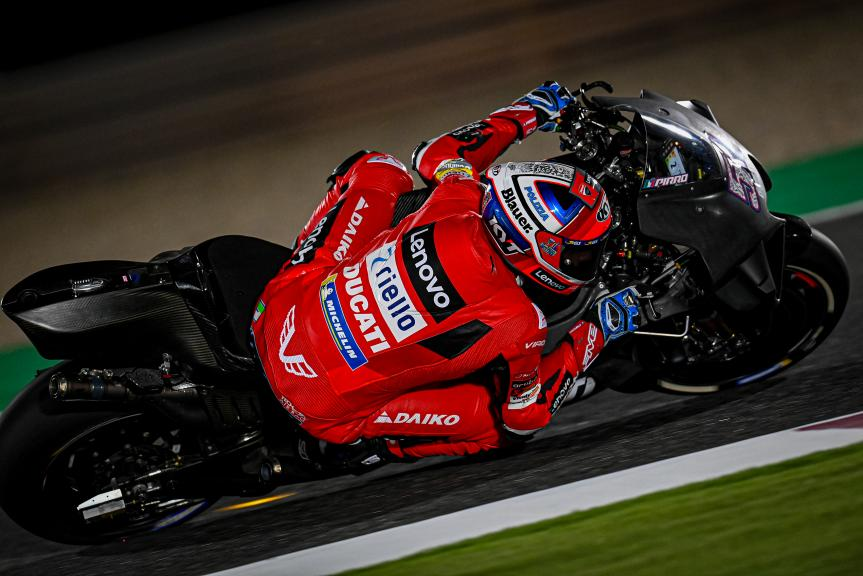 Michele Pirro, Ducati Test Team, Qatar MotoGP™ Official Test