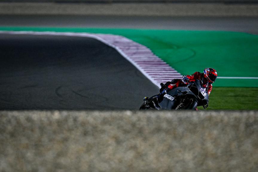 Michele Pirro, Ducati Test Team, Qatar MotoGP™ Official Test