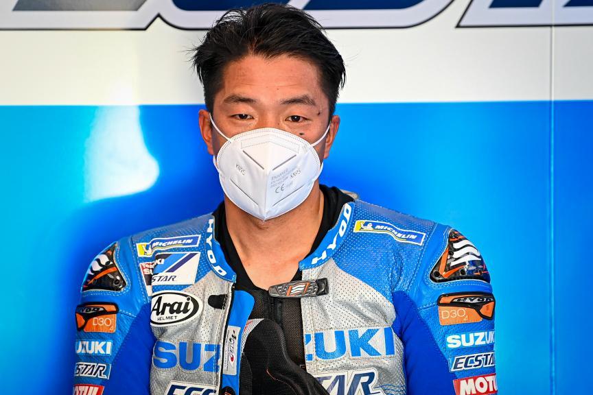 Takuya Tsuda, Team Suzuki Ecstar, Qatar MotoGP™ Official Test