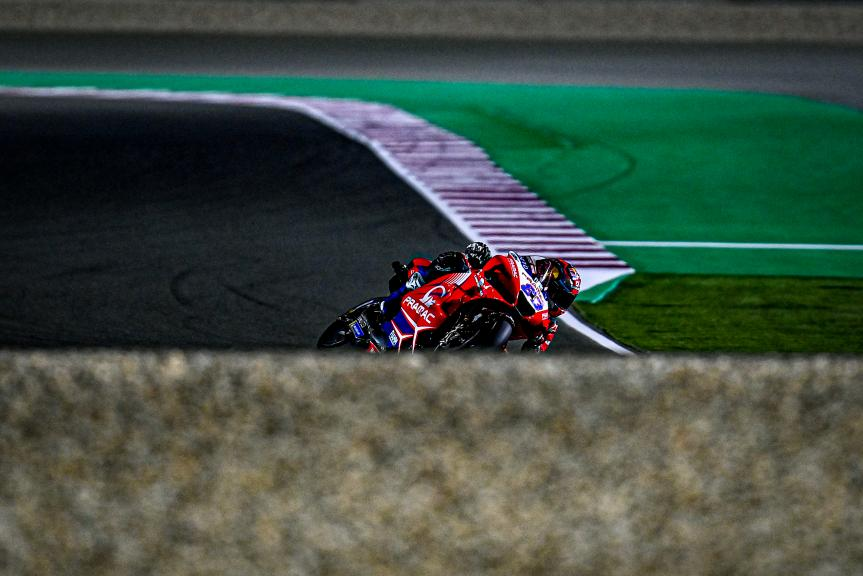 Jorge Martin, Pramac Racing, Qatar MotoGP™ Official Test