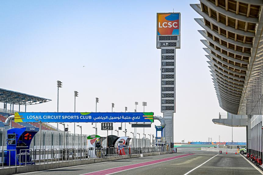 Qatar MotoGP™ Official Test