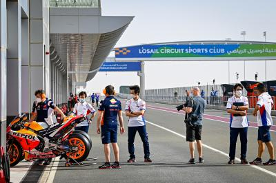 MotoGP™ is back! Keep up to date with events from Qatar