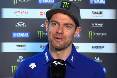 'It's the perfect role' - Crutchlow ready for life at Yamaha