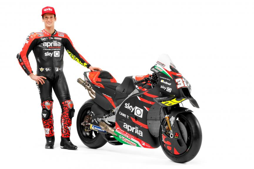 Aprilia Racing Team Gresini 2021 Launch