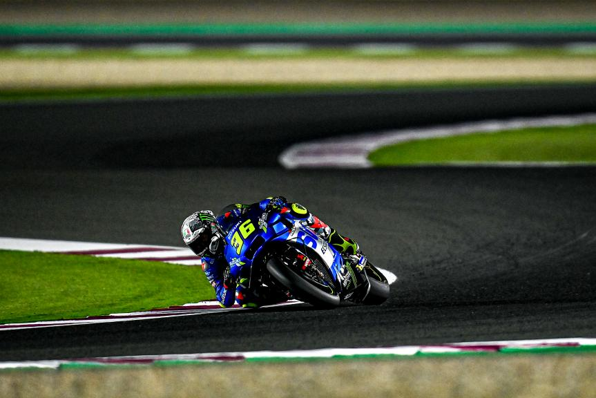Joan Mir, Team Suzuki Ecstar, Qatar MotoGP™ Official Test
