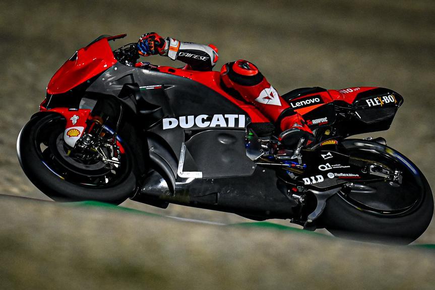 Jack Miller, Ducati Lenovo Team, Qatar MotoGP™ Official Test