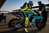 Valentino Rossi, Petronas Yamaha, Qatar MotoGP™ Official Test